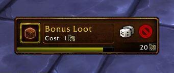 bonus loot