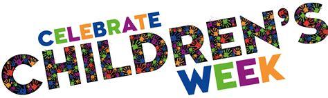 childrens week banner
