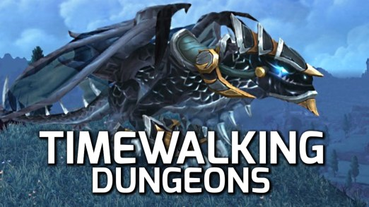 timewalking dungeons